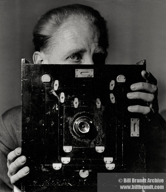 Portrait of Bill Brandt
