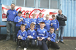Boyne Red Under 10s, Adam Keegan-Boyle, Cathal Bergin, Jake Farrell, Adam McGinn, Adam Gartland, Jamie Leech, Danny Porter, Declan McNamara, Conor Kelly and Mark Durney with their managers Niall Kelly and Jason Boyle at the School Childrens Soccer Cup Finals in United Park...Photo NEWSFILE/Jenny Matthews.(Photo credit should read Jenny Matthews/NEWSFILE)....This Picture has been sent you under the condtions enclosed by:.Newsfile Ltd..The Studio,.Millmount Abbey,.Drogheda,.Co Meath..Ireland..Tel: +353(0)41-9871240.Fax: +353(0)41-9871260.GSM: +353(0)86-2500958.email: pictures@newsfile.ie.www.newsfile.ie.FTP: 193.120.102.198.