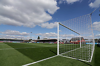 General view of the ground during Arsenal Women vs West Ham United Women, Barclays FA Women's Super League Football at Meadow Park on 8th September 2019