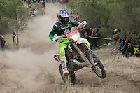 Australia's Daniel Sanders during the second day World trophy class of the FIM international six days of enduro 2016 in Navarra, Spain. October 11, 2016. (ALTERPHOTOS/Rodrigo Jimenez) NORTEPHOTO.COM