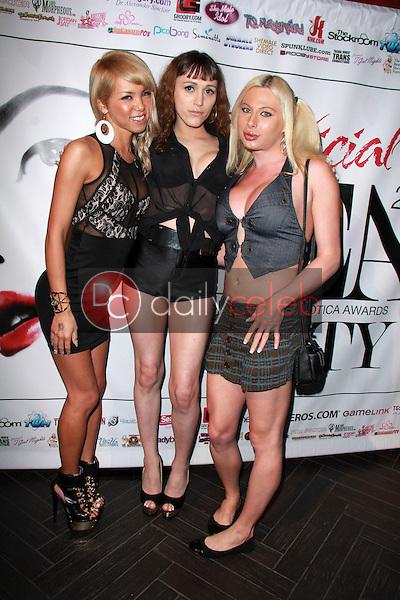 Miran, Kylie Maria, Eva Cassini<br /> at the 2015 Transgender Erotica Awards Official After Party, Bardot, Hollywood, CA 02-16-15<br /> David Edwards/DailyCeleb.Com 818-249-4998
