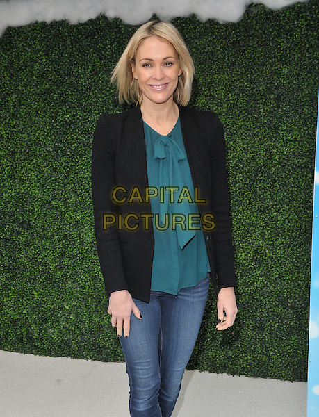 Jenni Falconer attends the &quot;Snoopy &amp; Charlie Brown: The Peanuts Movie 3D&quot; gala film screening, Vue West End cinema, Leicester Square, London, England, UK, on Saturday 28 November 2015.<br /> CAP/CAN<br /> &copy;Can Nguyen/Capital Pictures