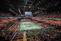 ABN AMRO World Tennis Tournament, Rotterdam, The Netherlands, 19 Februari, 2017, overall view<br /> Photo: Henk Koster
