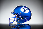 16FTB Royal Helmet 065<br /> <br /> 16FTB Royal Helmet<br /> <br /> BYU Football Royal Helmet - Shot in Studio<br /> <br /> August 2, 2016<br /> <br /> Photo by Jaren Wilkey/BYU<br /> <br /> &copy; BYU PHOTO 2016<br /> All Rights Reserved<br /> photo@byu.edu  (801)422-7322