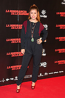 "Alba Messa attends ""La Ignorancia de la Sangre"" Premiere at Capitol Cinema in Madrid, Spain. November 13, 2014. (ALTERPHOTOS/Carlos Dafonte) /NortePhoto nortephoto@gmail.com"