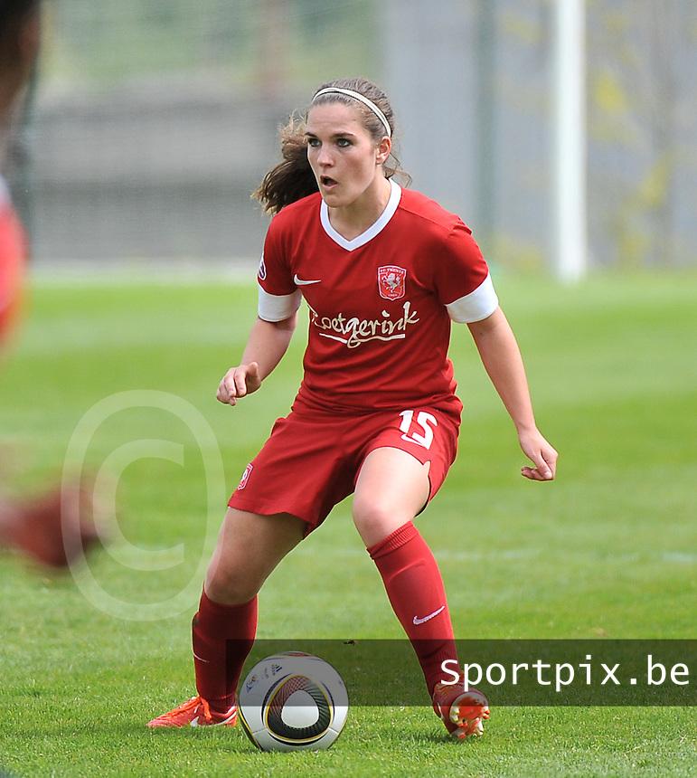 RSC Anderlecht Dames - FC Twente : Siri Worm.foto DAVID CATRY / Nikonpro.be
