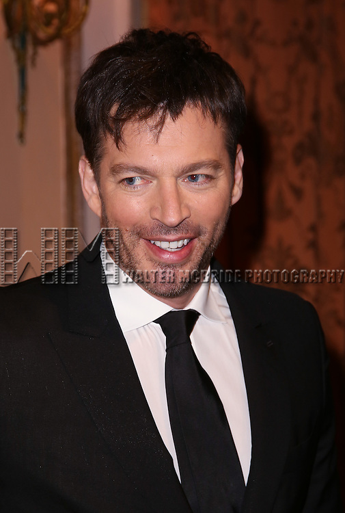 Harry Connick Jr. attends the Roundabout Theatre Company's  50th Anniversary Gala at The Waldorf-Astoria on February 29, 2016 in New York City.
