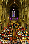 A packed house for the Operatic & Orchestral event in the O'Connell Memorial Church in Cahersiveen on Sunday.
