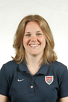Amy Colquhou, U.S. Under 20 Women's National Team Training Camp, Home Depot Center, Carson, CA. May 24, 2005