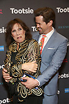 "Michele Lee and Andrew Rannells attends the Broadway Opening Night of ""Tootsie"" at The Marquis Theatre on April 22, 2019  in New York City."