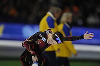 SCHAATSEN: HEERENVEEN: IJsstadion Thialf, 08-02-15, World Cup, 500 Ladies Division A, Judith Hesse (GER), ©foto Martin de Jong