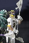 Placentia, CA 05/14/10 - Nathan Kleponis (Foothill # 39) in action during the Mira Costa vs Foothill boys lacrosse game for the 2010 Los Angeles / Orange County CIF Championship.
