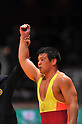 Takao Isokawa, DECEMBER 21, 2011 - Wrestling : All Japan Wrestling Championship Men's Free Style -96kg Final at 2nd Yoyogi Gymnasium, Tokyo, Japan. (Photo by Jun Tsukida/AFLO SPORT) [0003]