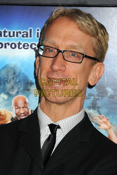 "Andy Dick.Attending the ""Scary Movie 5"" Los Angeles film premiere held at the Cinerama Dome,  Hollywood, California, USA, .11th April 2013..portrait headshot glasses black suit tie .CAP/ADM/BP.©Byron Purvis/AdMedia/Capital Pictures"