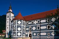 Slowenien, Olimje, Kloster und Schloss