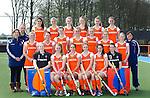 2012 Nederlands Meisjes A