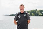 14.07.2017, Maschsee, Hannover, GER, 1.FBL, Hannover 96 - Portr&auml;ttermin<br /> <br /> im Bild<br /> J&ouml;rg / Joerg Sievers (Torwart-Trainer Hannover 96), <br /> <br /> Foto &copy; nordphoto / Ewert