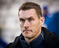 Matt Taylor, Manager of Exeter City during Colchester United vs Exeter City, Sky Bet EFL League 2 Football at the JobServe Community Stadium on 24th November 2018