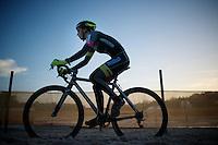 Karen Verhestraeten (BEL)<br /> <br /> Zilvermeercross 2014