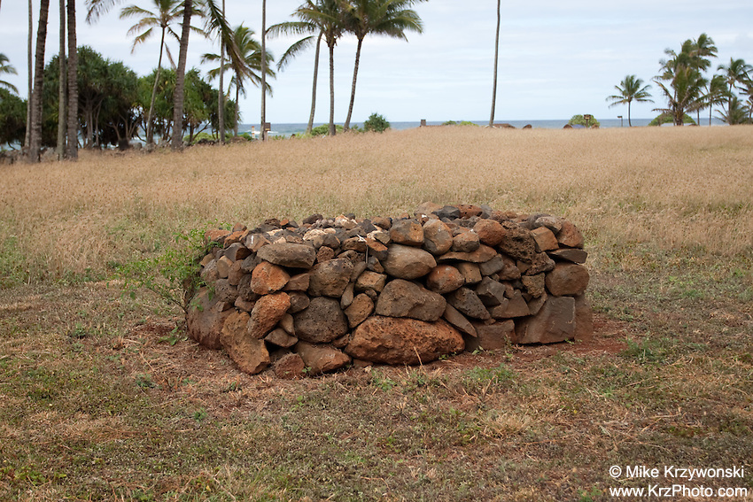 Hikina'akala Heiau, Kauai