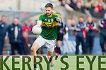Alan Fitzgerald Kerry in action against  Cork in the National Football League at Pairc Ui Rinn, Cork on Sunday.