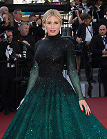Hofit Golan at the Closing Gala for the 70th Festival de Cannes, Cannes, France. 28 May 2017<br /> Picture: Paul Smith/Featureflash/SilverHub 0208 004 5359 sales@silverhubmedia.com