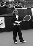 Penny Marshall attends a Celebrity Charity Tennis Tournament at Long Island City on May 17, 1981 in New York City.