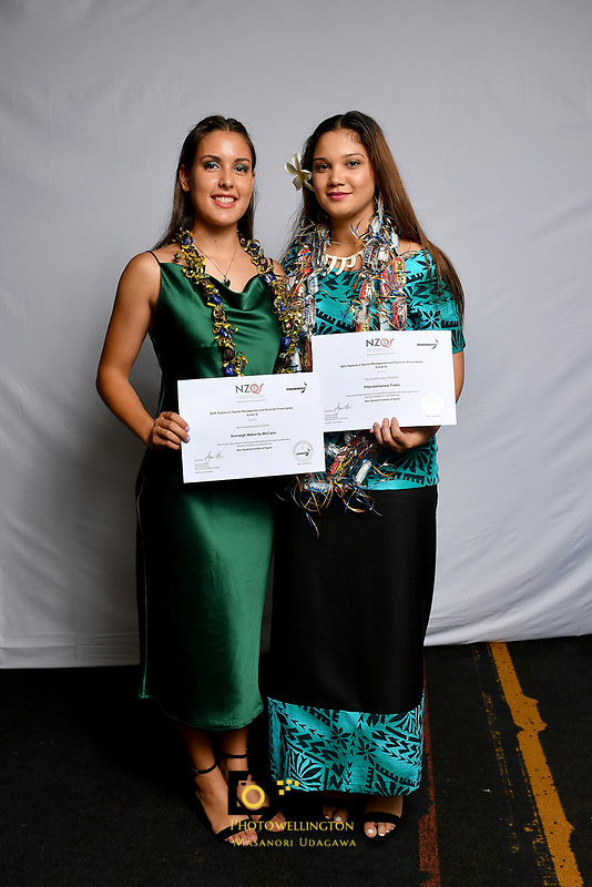 NZIS Graduation at Michael Fowler Centre, Wellington, New Zealand on Friday 14 December 2018. <br /> Photo by Masanori Udagawa. <br /> www.photowellington.photoshelter.com