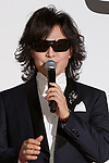 Toshi a member of the heavy metal band X JAPAN speaks during the Japan Premiere for the film Deadpool 2 on May 29, 2018, Tokyo, Japan. The second installment of the Marvel hit movie will be released in Japan onJune 1st. (Photo by Rodrigo Reyes Marin/AFLO)