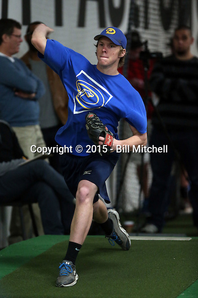 R.J. Peace - 2015 Serrano High School (Calif.) (Bill Mitchell)