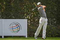 Adam Hadwin (CAN) watches his tee shot on 12 during round 2 of the World Golf Championships, Mexico, Club De Golf Chapultepec, Mexico City, Mexico. 3/2/2018.<br /> Picture: Golffile | Ken Murray<br /> <br /> <br /> All photo usage must carry mandatory copyright credit (&copy; Golffile | Ken Murray)