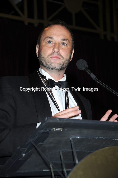 winner Colum McCann winner for best fiction