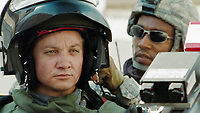 The Hurt Locker (2008) <br /> JEREMY RENNER and ANTHONY MACKIE <br /> *Filmstill - Editorial Use Only*<br /> CAP/MFS<br /> Image supplied by Capital Pictures