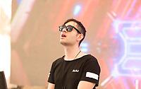 LAS VEGAS, NV - MAY 14:  ***HOUSE COVERAGE*** 3LAU dj set at Rehab Beach Club at The Hard Rock Hotel & Casino in Las Vegas, Nevada on May 14, 2017. Credit: GDP Photos/MediaPunch