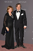 Mark Hamill & Marilou York at the 2017 LACMA Art+Film Gala at the Los Angeles County Museum of Art, Los Angeles, USA 04 Nov. 2017<br /> Picture: Paul Smith/Featureflash/SilverHub 0208 004 5359 sales@silverhubmedia.com