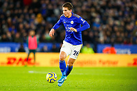 11th January 2020; King Power Stadium, Leicester, Midlands, England; English Premier League Football, Leicester City versus Southampton; Dennis Praet of Leicester City on the ball - Strictly Editorial Use Only. No use with unauthorized audio, video, data, fixture lists, club/league logos or 'live' services. Online in-match use limited to 120 images, no video emulation. No use in betting, games or single club/league/player publications