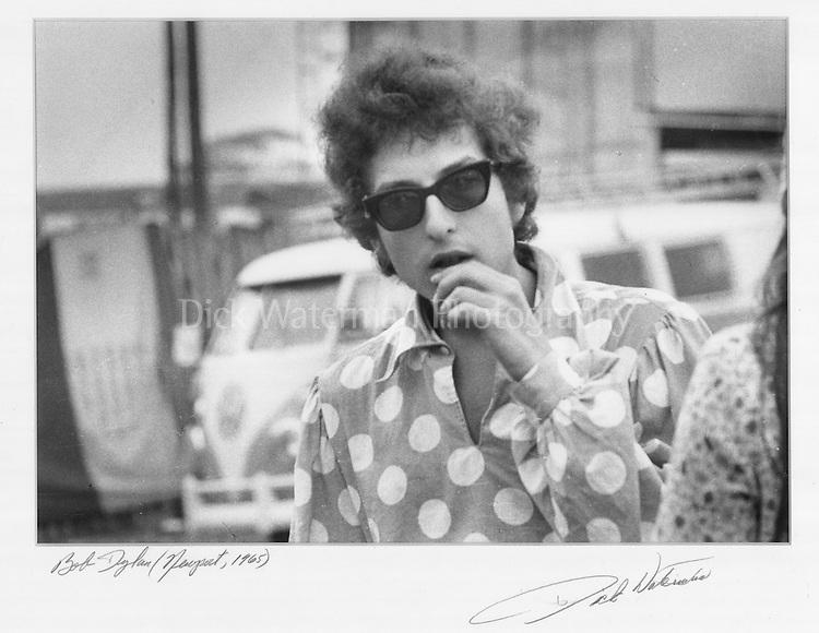 Bob Dylan, Newport Folk Festival 1965