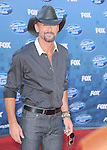 Tim McGraw at Fox's  2011 American Idol Finale held at The Nokia Live in Los Angeles, California on May 25,2011                                                                               © 2011 Hollywood Press Agency