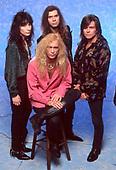 Feb 22, 1991: MR BIG - Photosession in Los Angeles Ca USA