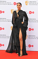 Rochelle Humes at the British Academy (BAFTA) Television Awards 2019, Royal Festival Hall, Southbank Centre, Belvedere Road, London, England, UK, on Sunday 12th May 2019.<br /> CAP/CAN<br /> ©CAN/Capital Pictures