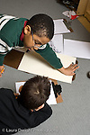Education Elementary School Grade 2 science social studies project two boys working together vertical