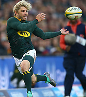 Faf de Klerk of South Africa during the 2018 Castle Lager Incoming Series 2nd Test match between South Africa and England at the Toyota Stadium.Bloemfontein,South Africa. 16,06,2018 Photo by (Steve Haag JMP)