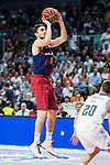 Barcelona's player Satoransky during Liga Endesa 2015/2016 Finals 3rd leg match at Barclaycard Center in Madrid. June 20, 2016. (ALTERPHOTOS/BorjaB.Hojas)