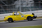 Andy Coombs - Mazda MX5