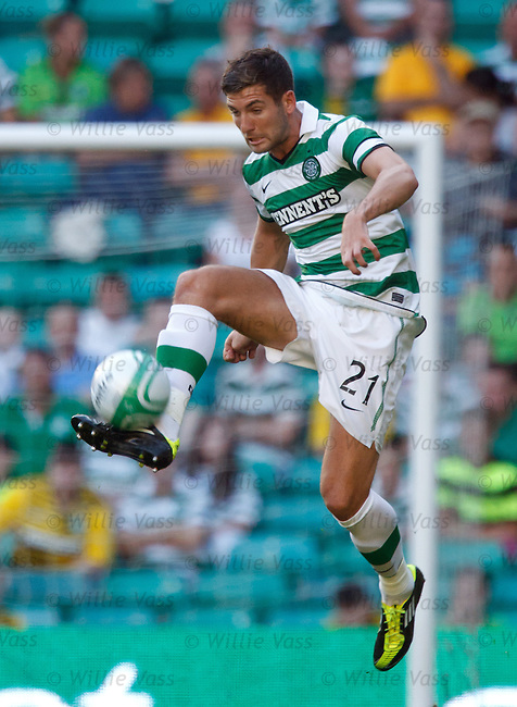Charlie Mulgrew, Celtic