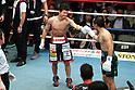 Boxing: Bantam Weight Informal Bout : Koki Kameda vs Pongsaklek Wonjongkam
