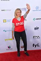 SANTA MONICA, CA. September 07, 2018: Marlee Matlin at the 2018 Stand Up To Cancer fundraiser at Barker Hangar, Santa Monica Airport.