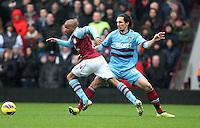 Aston Villa v West Ham Utd 10-Feb-2013