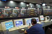 - Milan, incinerator and waste to energy plant &quot;Silla 2&quot;, control room<br /> <br /> - Milano, Inceneritore termovalorizzatore &quot;Silla 2&quot;, sala di controllo