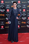 Maribel Verdu attends red carpet of Goya Cinema Awards 2018 at Madrid Marriott Auditorium in Madrid , Spain. February 03, 2018. (ALTERPHOTOS/Borja B.Hojas)